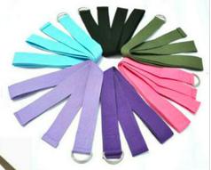 Yoga Belts (Mixed Colors)